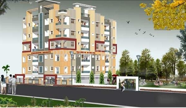 Images for Elevation of Praneeth Heights