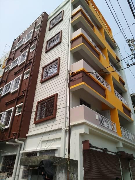 sushil-bhavan Elevation