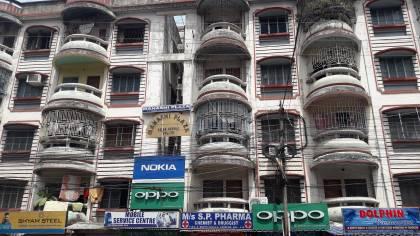 Images for Elevation of Swaraj Manashi Plaza