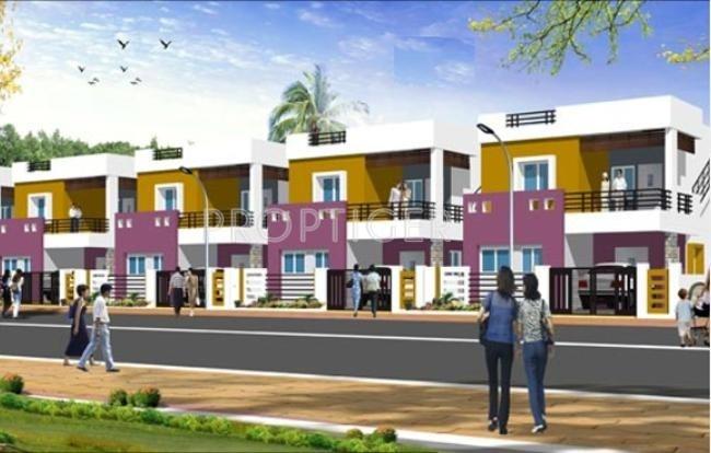 Images for Elevation of Praneeth Pranav Homes