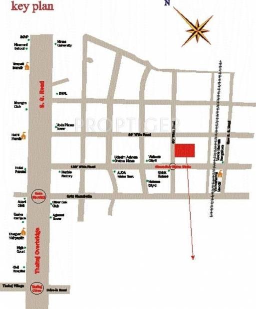 Images for Location Plan of Simandhar Metro