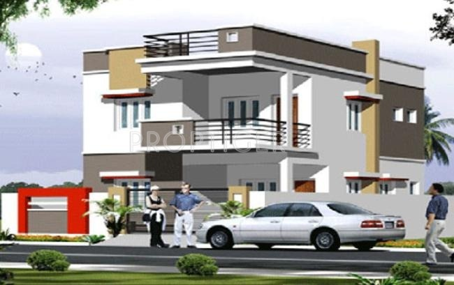 Images for Elevation of Praneeth Natures Bounty Phase 2