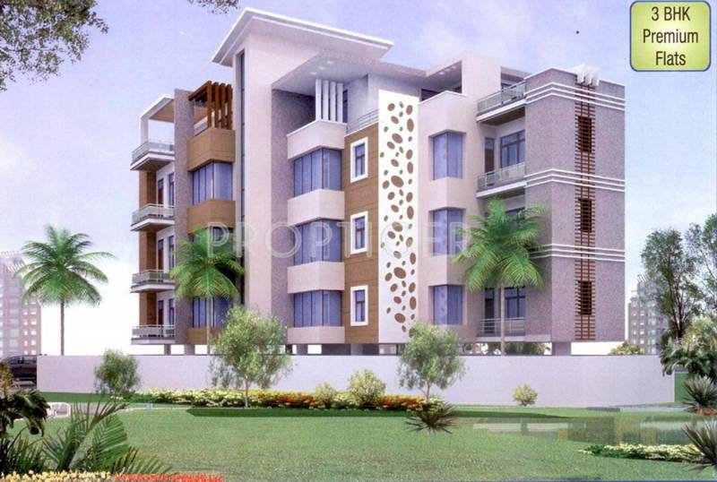 Images for Elevation of Laxmi Land Developers Surya Darshan