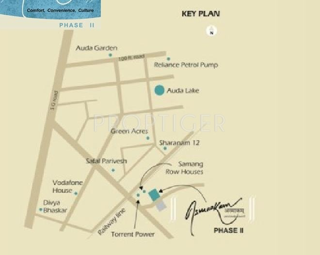 Images for Location Plan of Nila Asmaakam