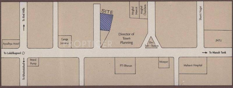 Images for Location Plan of Moghal Moghal Milliorate