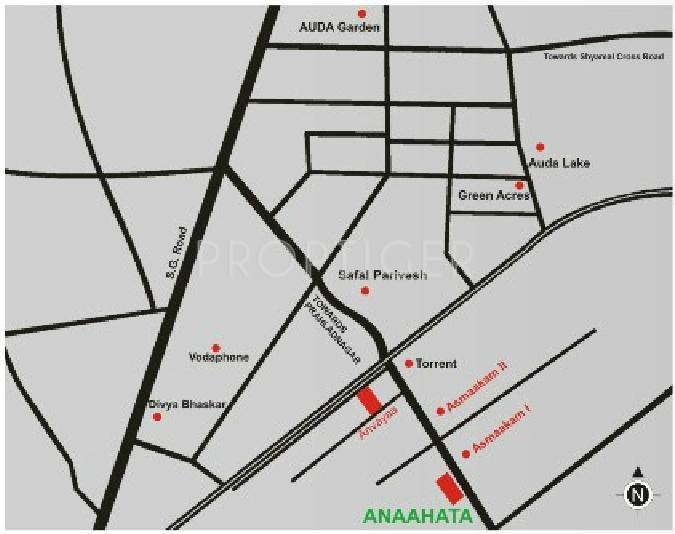 Images for Location Plan of Nila Anaahata