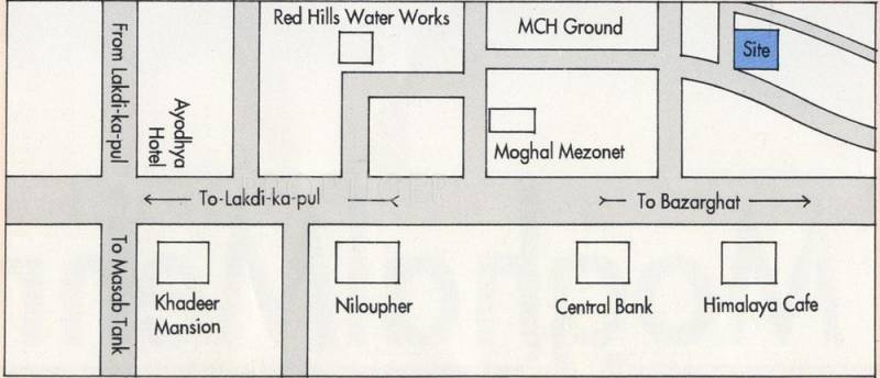 Images for Location Plan of Moghal Moghal Mehran