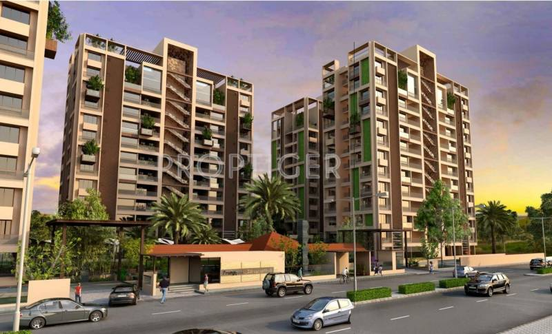Images for Elevation of Deep Group Indraprasth 8 Frangipani