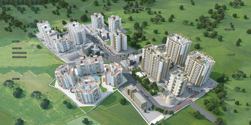 Images for Elevation of Chirag Grande View 7 Phase IV Building F And G