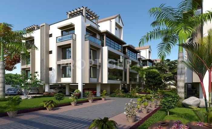 Images for Elevation of Dhara Group Kasturi Niwas