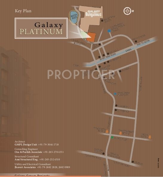 Images for Location Plan of Galaxy Platinum Galaxy