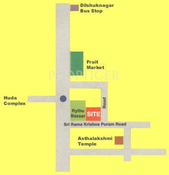 Images for Location Plan of Jubilee Shubhanjali