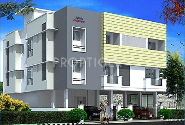 Images for Elevation of Ashok Anjaneya