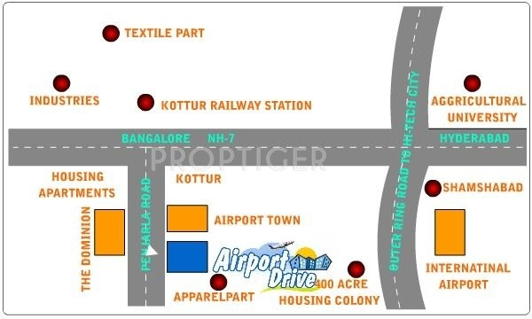 Images for Location Plan of Green Airport Drive