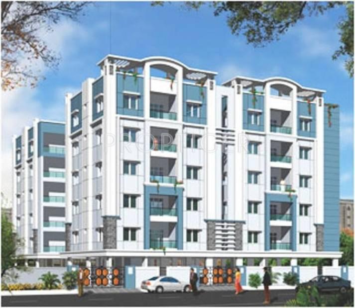 Royal Crest Apartments: Main Elevation Image Of Udaya Heights Udaya Vensar, Unit
