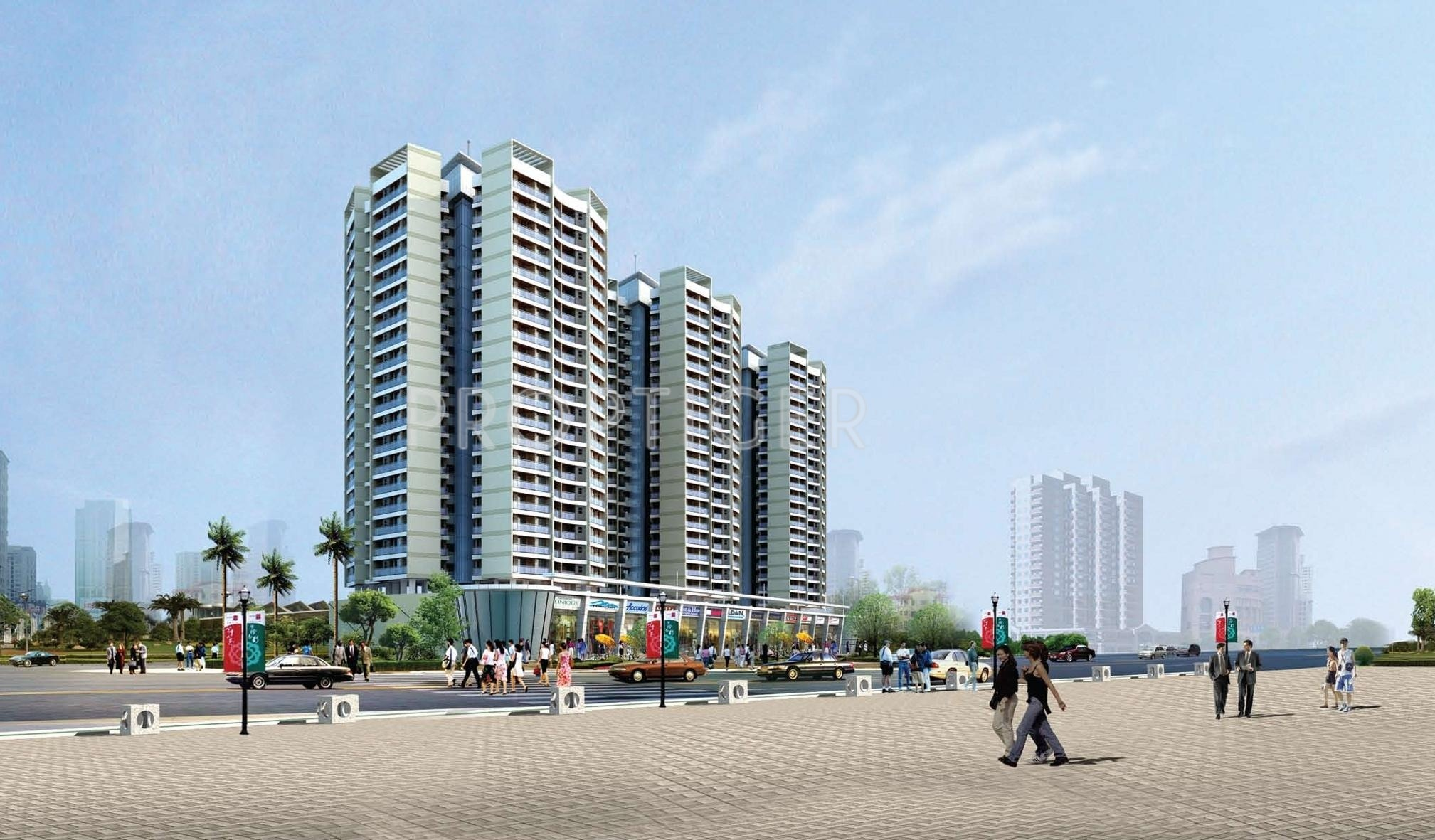 db realty orchid suburbia in kandivali west mumbai price