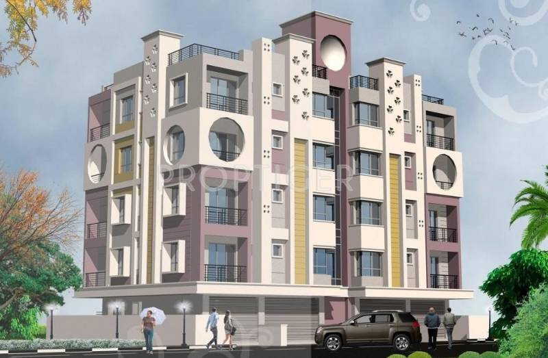 tower Images for Elevation of Ganpati Ganapati Tower