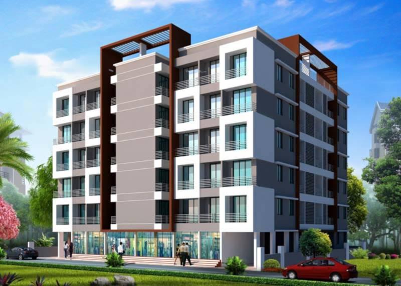 varadvinayak-apartment Elevation