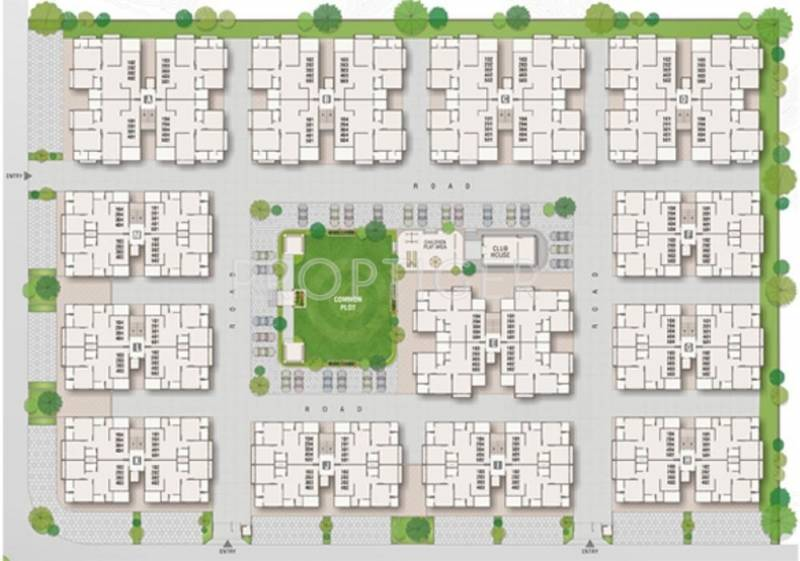 Images for Layout Plan of Shayona Green