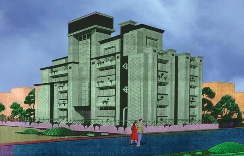 Images for Elevation of Swastik Saptashrungi Society
