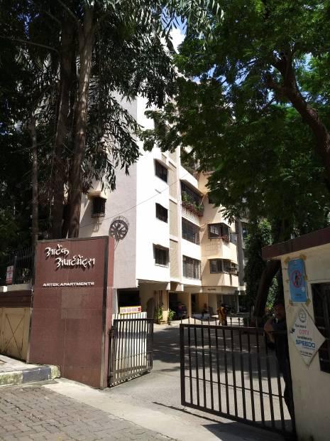 artek-apartments Elevation