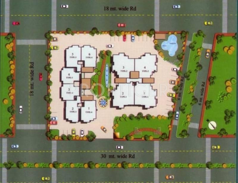 JKG Construction Heights Layout Plan