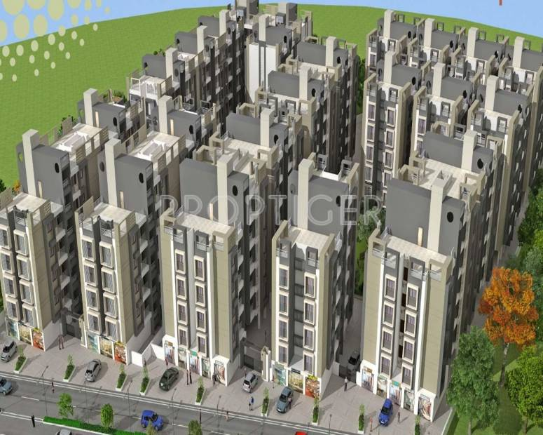 Images for Elevation of Shree Rang Nano City 1 And 2