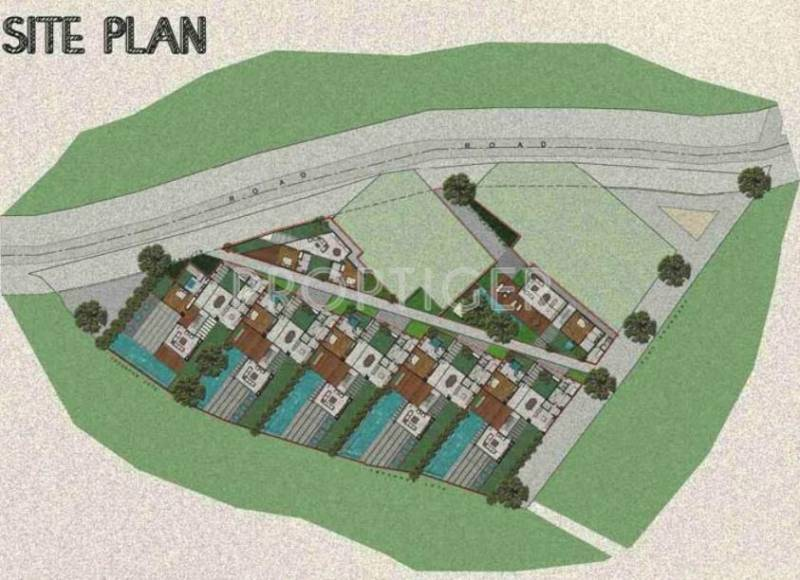 Images for Layout Plan of Conscient Infrastructure Calem Grove