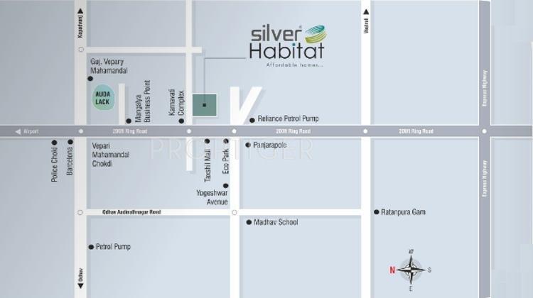 Images for Location Plan of Avirat Silver Habitat