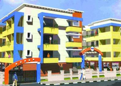 Images for Elevation of Vijaya Mayura E City