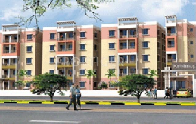 Images for Elevation of Essen Krishna Priya Residency