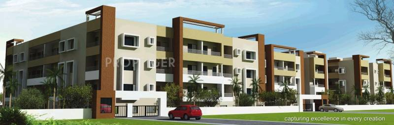 Images for Elevation of PDN Horizon Apartment