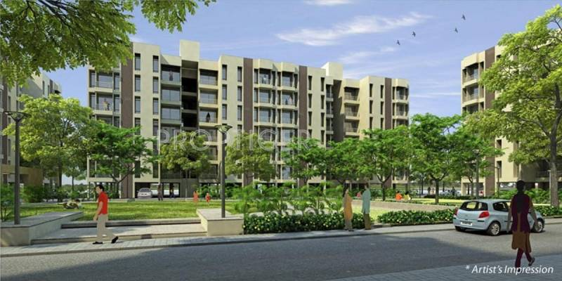 Images for Elevation of Ruchi Lifescapes Apartment