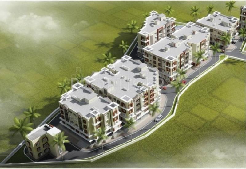 Images for Elevation of Shuvam Daitari Enclave