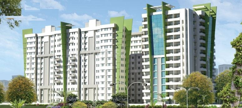 Images for Elevation of Aryan Infrastructure Tamarind Terraces