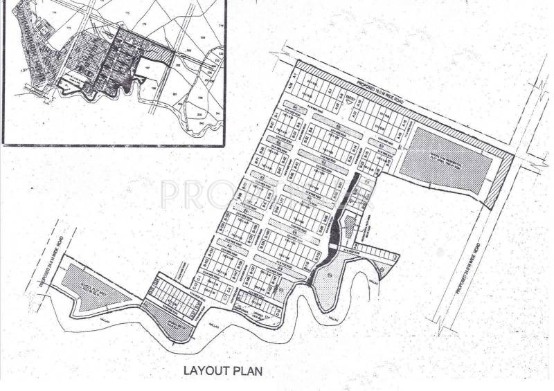Images for Layout Plan of Amrit Pebble Bay Phase II