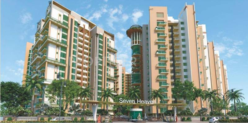 Images for Elevation of G S Build Samriddhi Seven Heaven