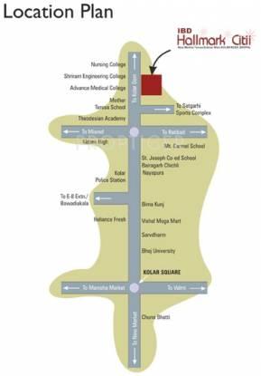 Images for Location Plan of IBD Hallmark Citii