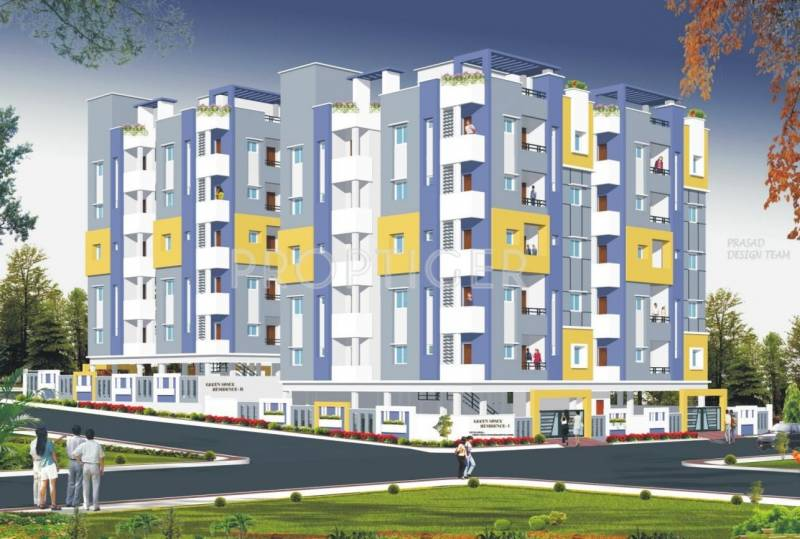 Images for Elevation of Green Residency