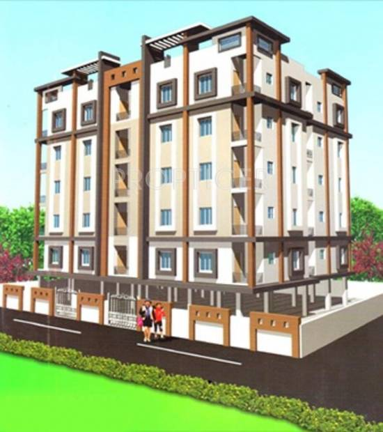 Images for Elevation of Keerthi Construction Vinayaka And Sai Keerthi Residency