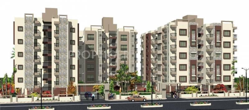 Images for Elevation of Aman Developer Aman Residency 1