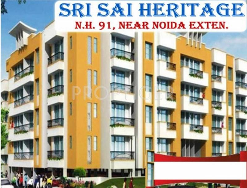 Images for Elevation of Aarvanss Infrastructure Sri Sai Heritage