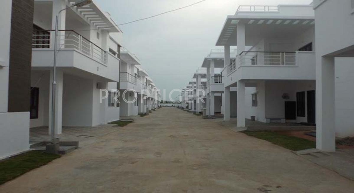 2600 Sq Ft 3 Bhk 3t Villa For Sale In Green Space Housing