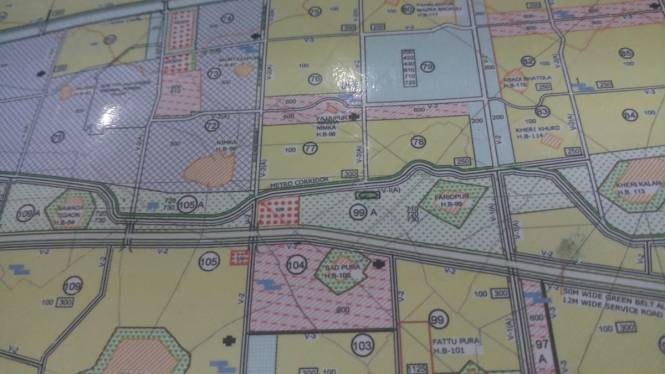 Images for Layout Plan of S R Daksh Modern City