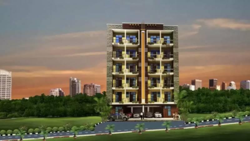 saj-apartment Elevation