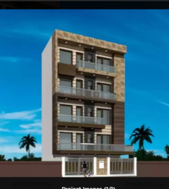 giriraj-apartment Elevation