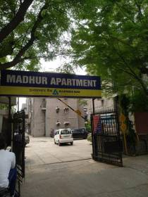 Images for Elevation of Reputed Madhur Apartment