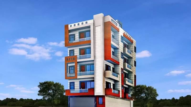 shri-homes Elevation