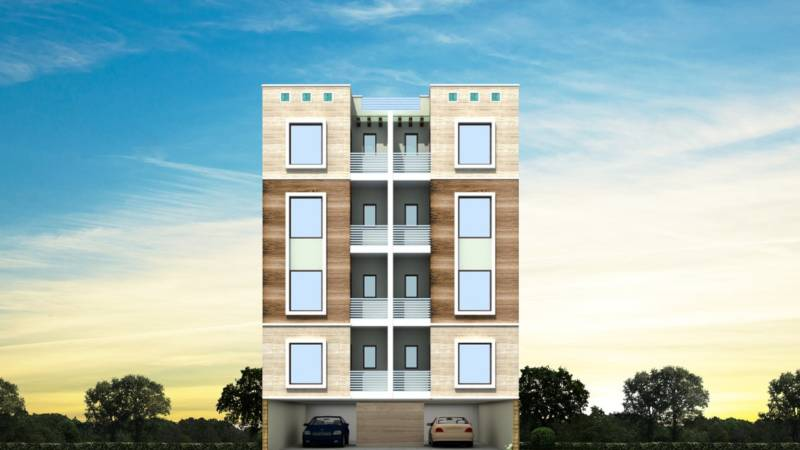 Images for Elevation of Aastha Homes 2