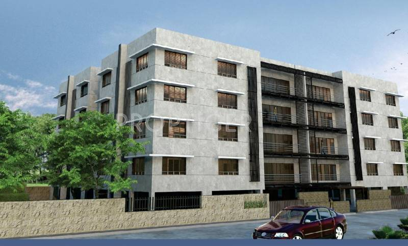 Images for Elevation of Aavkar Infrastructure 2nd Avenue